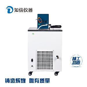 上海知信中小型段码屏低温泵30L