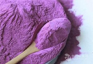 食品级紫薯粉生产厂家 紫薯全粉价格