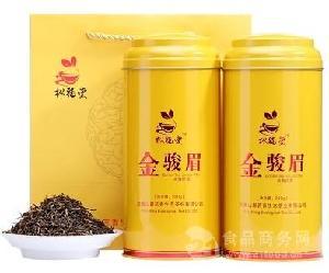 武夷山金俊眉红茶罐装500g