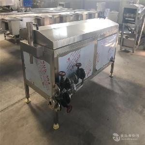 俞洋直销连续式蒸煮流水线  地瓜蒸煮机