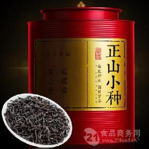 正山小种特级浓香型红茶500g