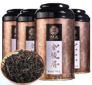 平天观金骏眉浓香型红茶茶叶500g礼盒装