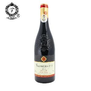 法国索美特进口红酒单一品种美乐奥克产区批发代理