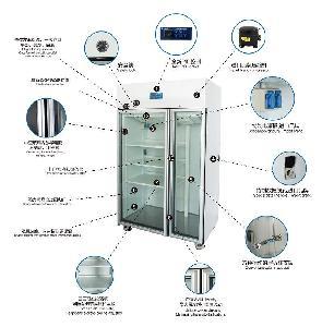知信儀器低溫層析柜