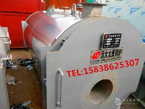 2吨卧式常压热水锅炉食品蒸煮用锅炉