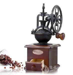 摩天轮手摇磨豆机咖啡豆研磨机