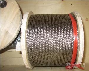 桥梁专用302不锈钢钢丝绳