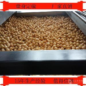 电加热油豆腐油炸机专业生产厂家