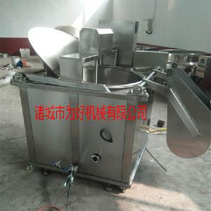 全自动化不锈钢油炸机