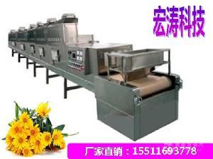 微波五谷杂粮低温烘焙机