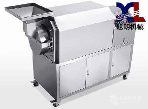 旭朗不锈钢自动炒货机都能炒