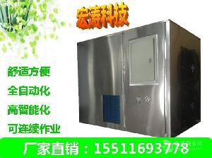 高温空气能宠物饲料烘干机、饲料热泵烘干设备、饲料热风循环设备