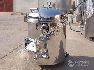 煎炸油真空滤油机精度5微米厂家质保