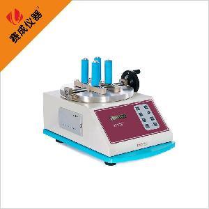 NJY-20醫藥聚丙烯瓶蓋鎖緊力測試儀