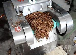 烟丝机 烤烟切丝机