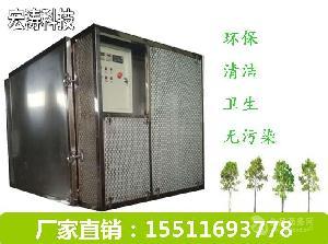 红木微波烘干机木材干燥设备