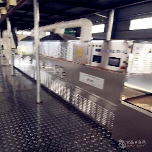 隧道式二氧化硅微波烘干机厂家