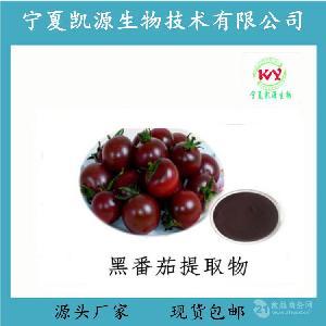 黑番茄提取物 原材料加工 喷雾干燥粉 OEM 代加工