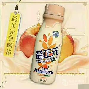 益正元果粒酸奶饮品300毫升真果粒