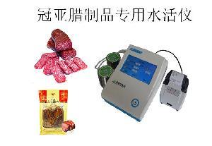 便携式肉制品水分活度仪检测报告