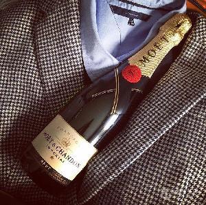 原瓶原装进口法国酩悦香槟 礼盒装 批发