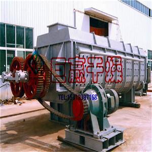热传导高效率低排放|有机酸干燥机|空心桨叶干燥机