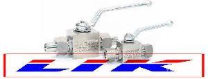 进口高压焊接球阀丨德国(LIK)莱克品牌