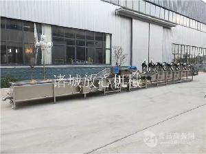 黑龙江山野菜加工生产线