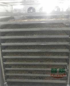 一体化葛根烘干房通用省电大半的中药材烘干机