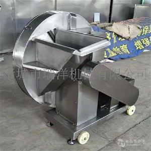 标准冻肉盘刨片机