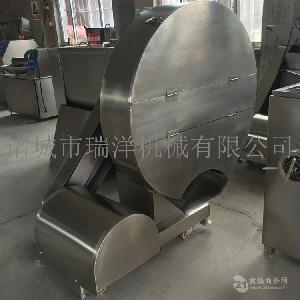 多功能牛肉卷刨肉机全自动圆盘式不锈钢冻肉刨肉机