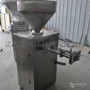 风干肠灌肠机 自动灌肠加工设备