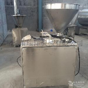 瑞洋高产香肠液压灌肠机