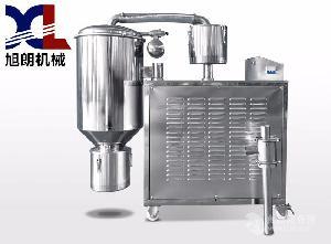 大型工厂物料混合专用电动真空上料机省事省力