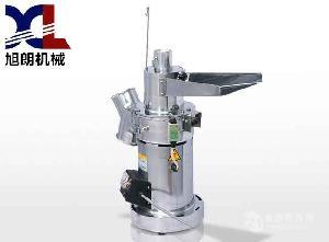 旭朗流水式粉碎机,理想的小型中药材粉碎机
