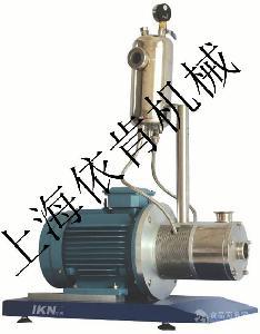 工业化卧式进口乳化泵