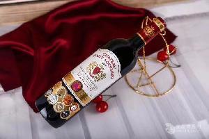 法国原瓶原装进口右岸村庄级城堡酒相思城堡红酒批发代理