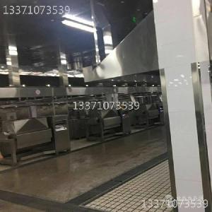 中央厨房设计-生产线设备报价