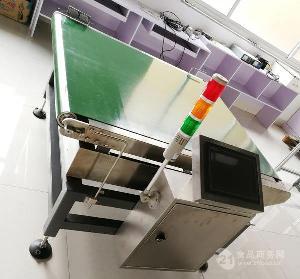称重剔除机 自动称重机 整箱检测检重电子秤 青岛隆力达