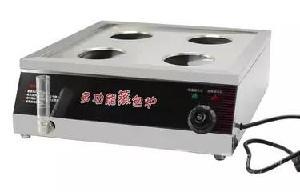 台式四孔蒸包炉电蒸炉商用