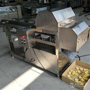 水果玉米切段机玉米切头去尾分段机器