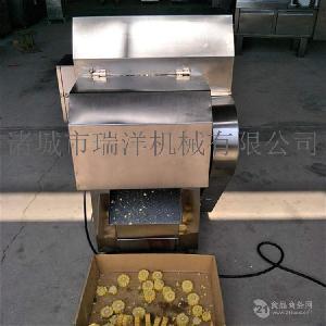 玉米切头去尾分段机器鲜玉米切段机