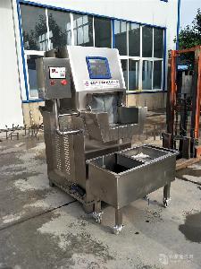 冷鲜肉全自动盐水注射机多少钱