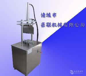 优质不锈钢式牛头劈半机可留脑或不留脑