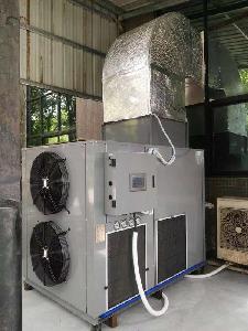 热泵烘干机在工业恒温保存的市场应用
