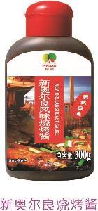 300g系列:品高孜然烧烤酱 台湾品质