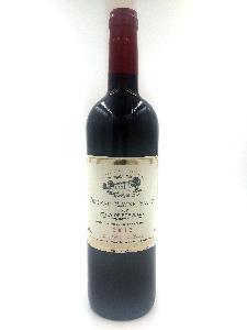原瓶原装进口法国美华利庄园红葡萄酒 Chateau Mayne-Vallet