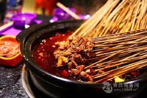 串串香火锅加盟费多少钱