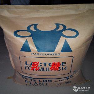 河北總代理食品級牛頭牌乳糖藥用輔料(一水 無水)價格優惠