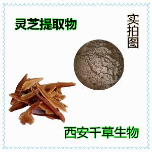 灵芝提取物灵芝浸膏 厂家定制灵芝浓缩粉烘焙干燥易溶